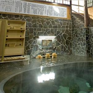 鉛温泉 藤三旅館(岩手県)