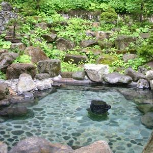 白布温泉 東屋(山形県)