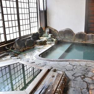 鳴子温泉 ゆさや旅館(宮城県)
