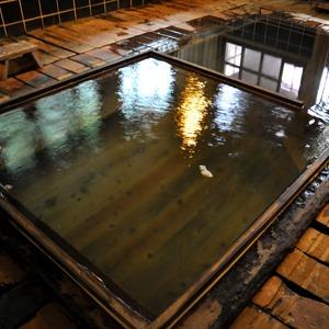 横向温泉 下の湯 滝川屋旅館(福島県)