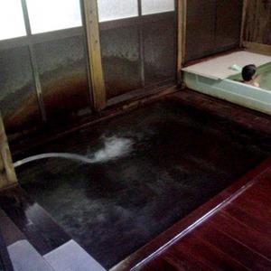 微温湯温泉 旅館ニ階堂