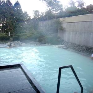 女風呂の乳白色は浴槽の色だった。(神奈川県)