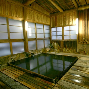 湯の峰温泉 旅館あづまや(和歌山県)