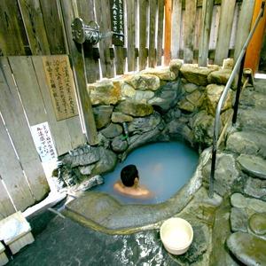 湯の峰温泉 つぼ湯(和歌山県)