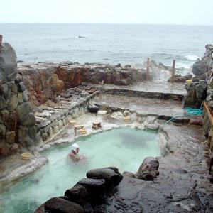 白浜温泉 崎の湯(和歌山県)