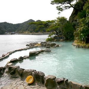 南紀勝浦温泉 ホテル中の島(和歌山県)