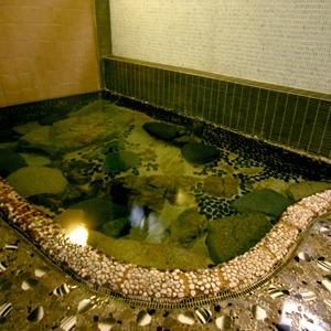 奥津温泉 奥津荘(岡山県)