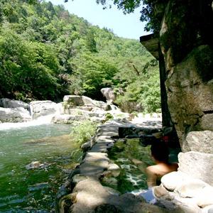 般若寺温泉(岡山県)