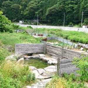 茅森温泉(岡山県)