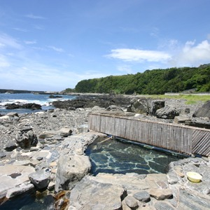 湯泊温泉(鹿児島県の離島)