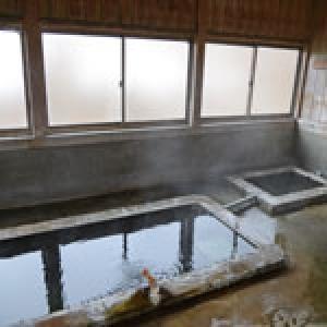 湯ノ花温泉 天神の湯(福島県)