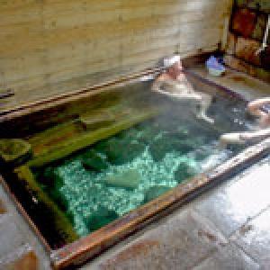湯川内温泉 かじか荘(鹿児島県)