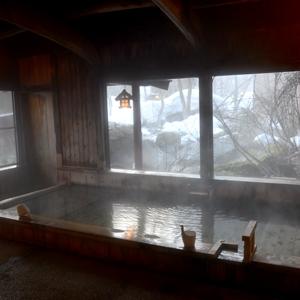 福地温泉 いろりの宿かつら木の郷(岐阜県)