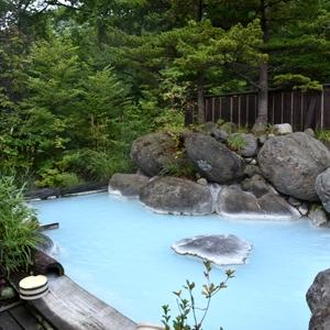 高湯温泉 吾妻屋(福島県)