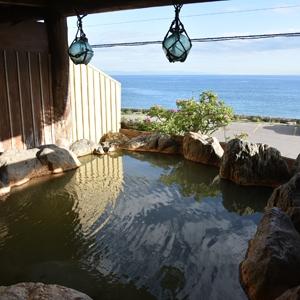 湯の川温泉 湯元漁火館